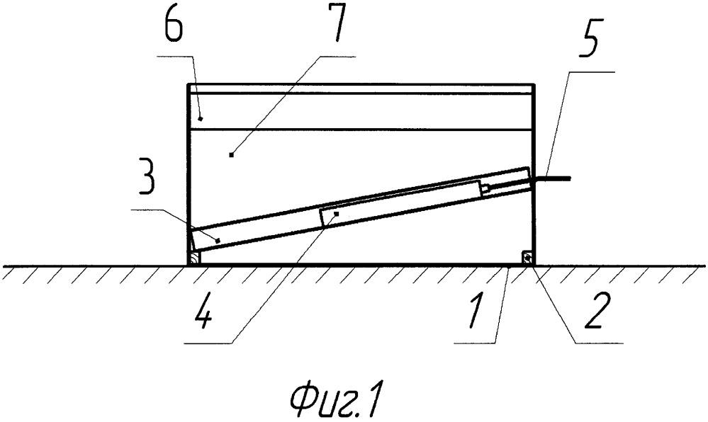 Устройство калибровки скважинного прибора для зондирования (варианты)