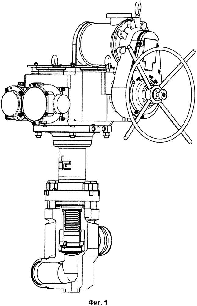 Клапан сильфонный