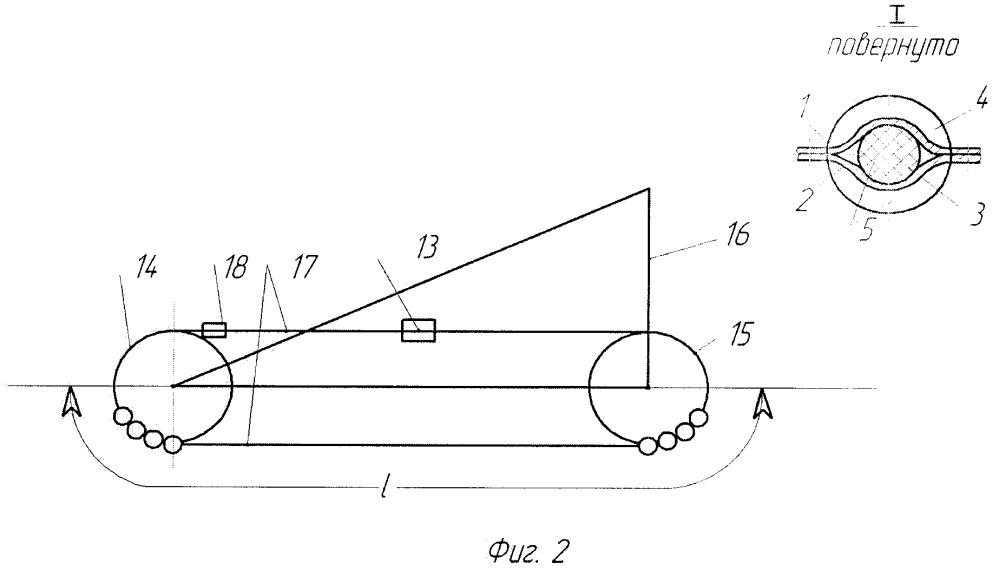 Способ передвижения четырехколесных средств по лестничным маршам зданий и сооружений и устройство для его осуществления