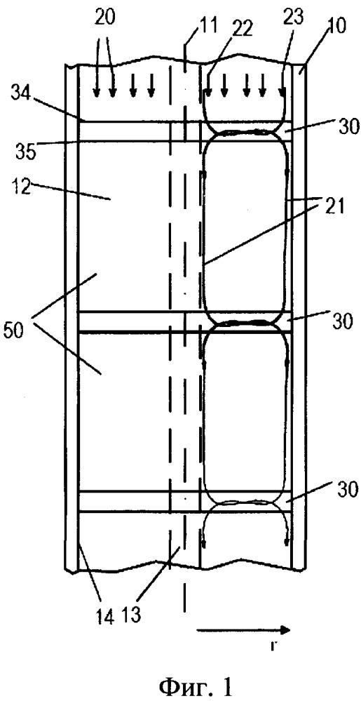 Труба риформера и устройство для получения синтез-газа