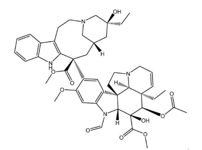 Готовый к применению состав для липосомальной инъекции винкристина сульфата