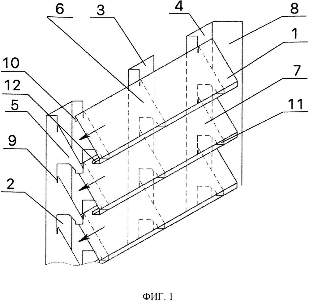 Архитектурные жалюзи (варианты)