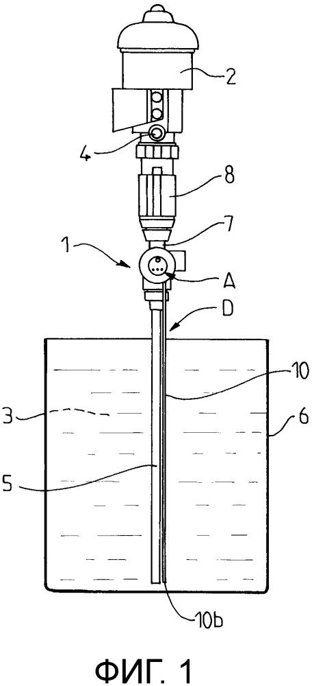 Устройство контроля работы дозатора для введения жидкой добавки в главную жидкость и дозатор, снабженный таким устройством