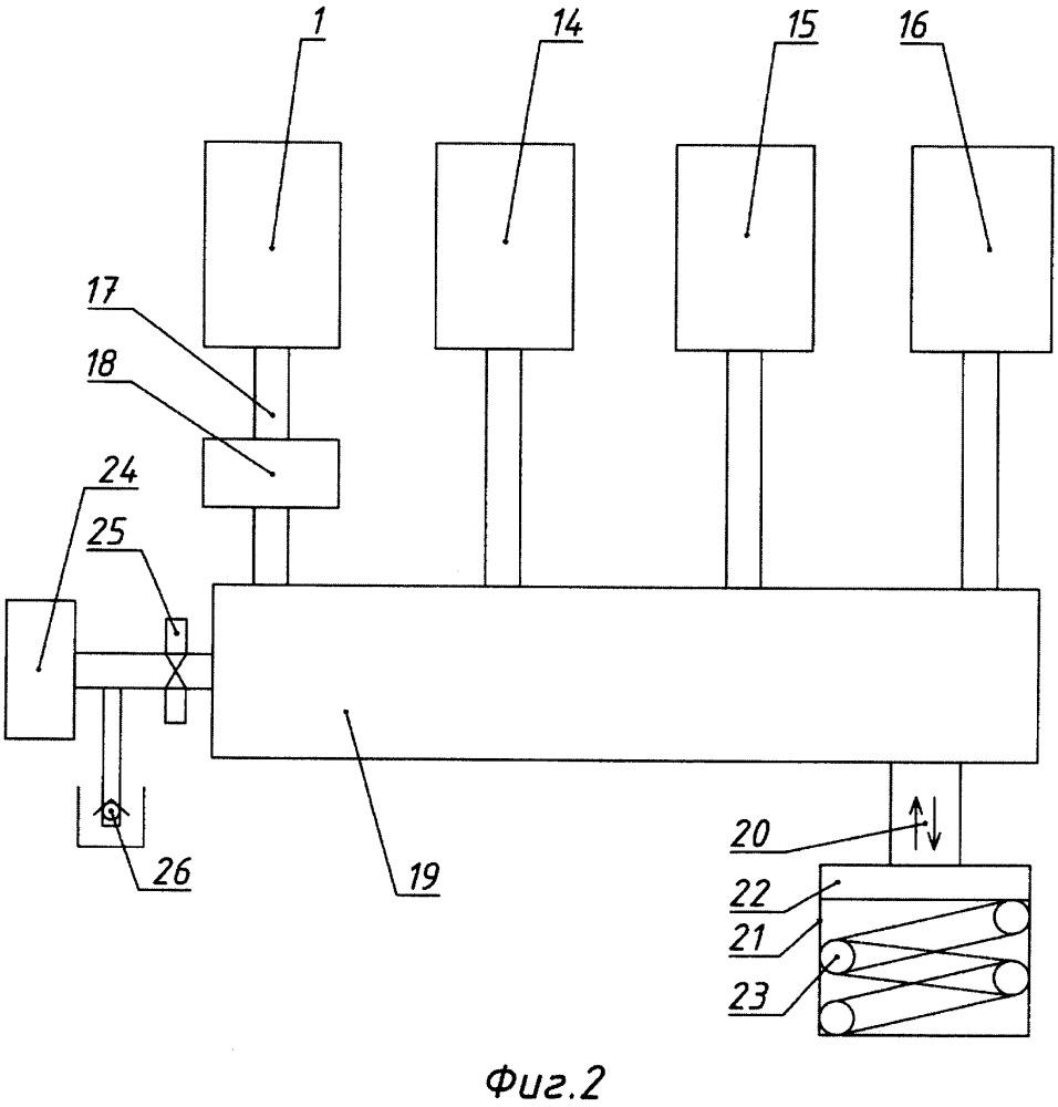 Способ управления двигателем внутреннего сгорания и двигатель внутреннего сгорания (варианты)