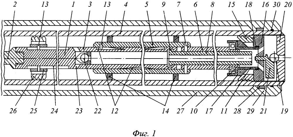 Поворотное устройство штангового глубинного насоса