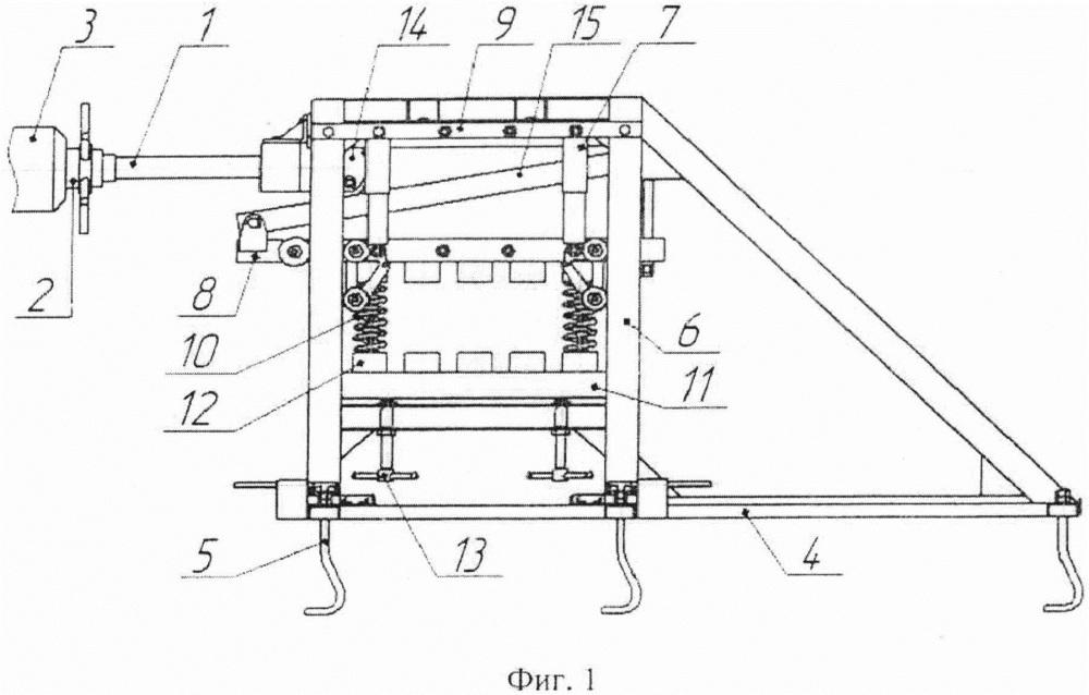 Нагружающая установка ствольного типа