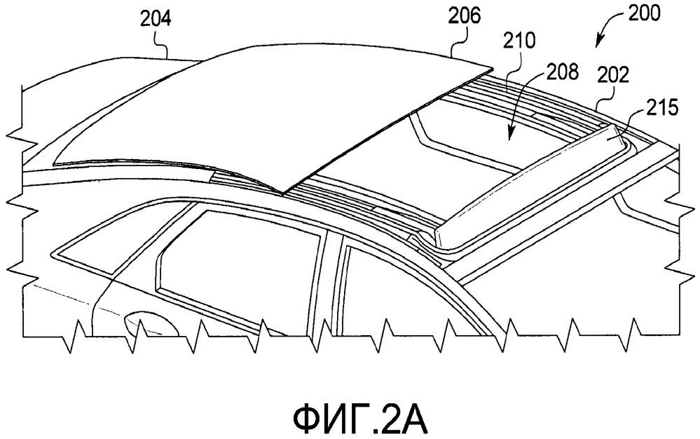 Транспортное средство и способ управления закрыванием крыши транспортного средства