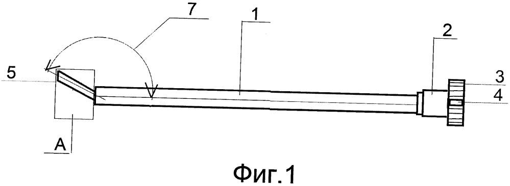 Электрод-петля иова для удаления фиксированного внутричерепного катетера с монополярной коагуляцией тканей