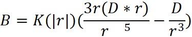 Устройство для определения положения устройства в пространстве относительно аналогичного устройства