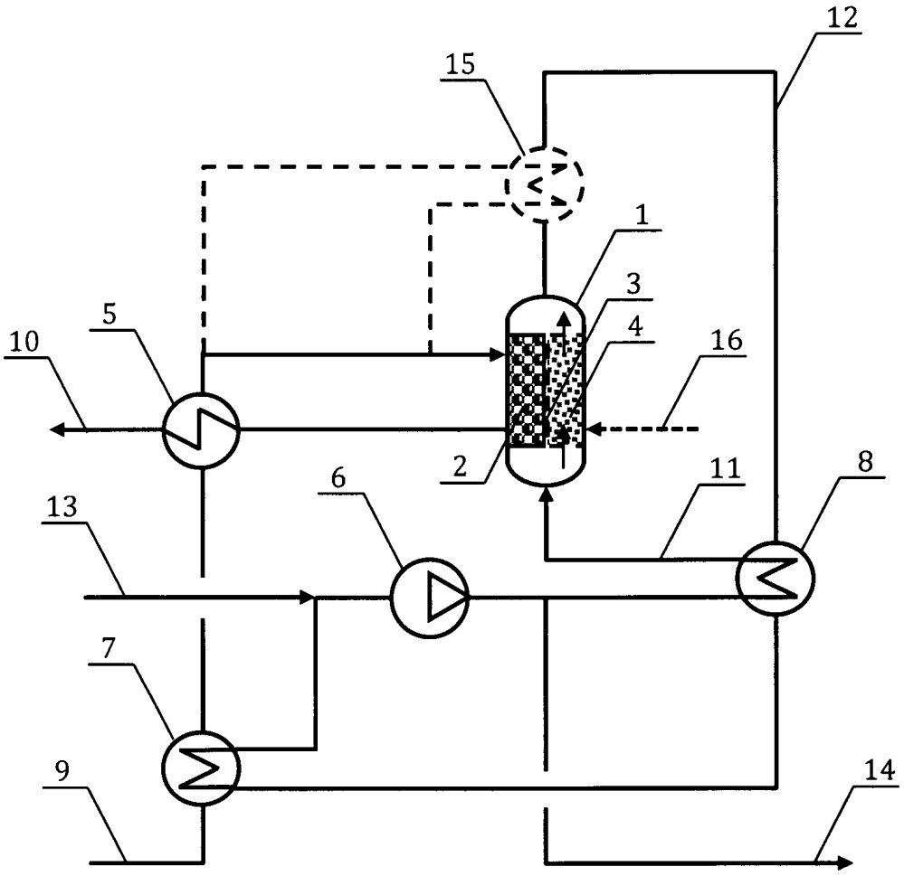 Установка для получения синтез-газа с каталитическим нагревателем