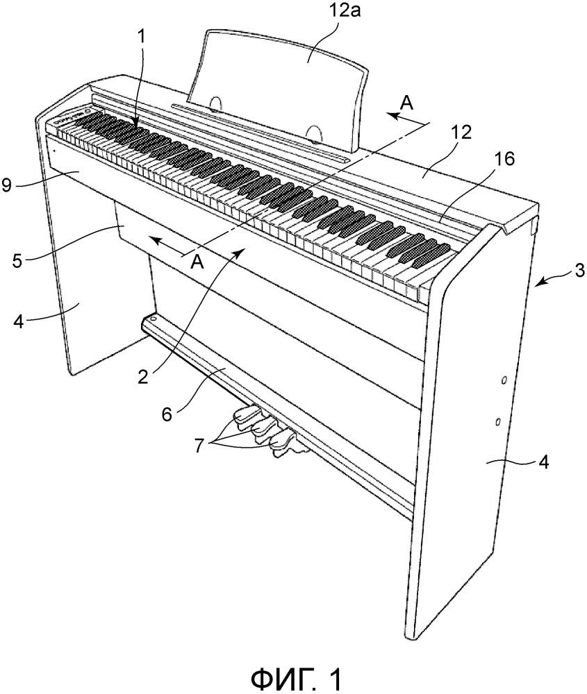 Клавишный инструмент