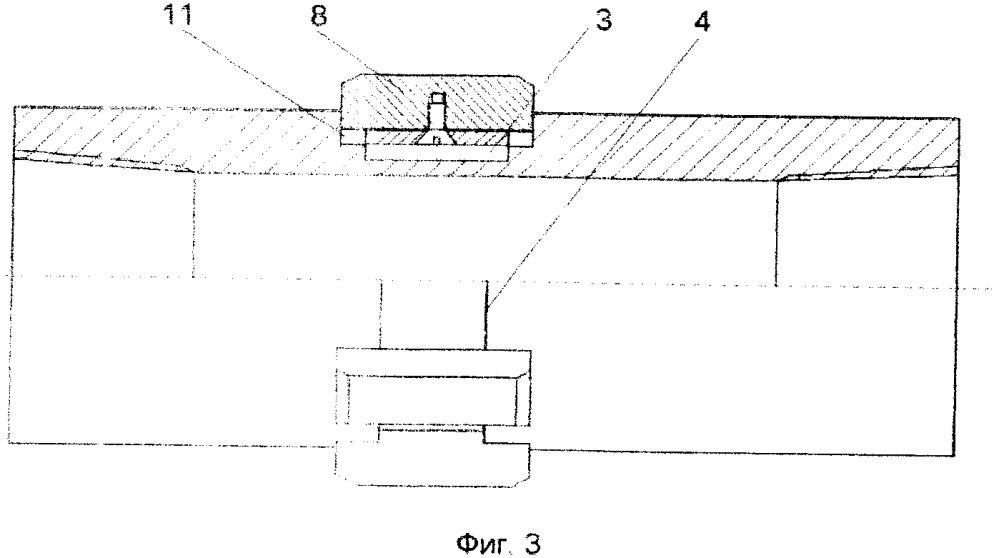 Фрикционный фонарь-центратор