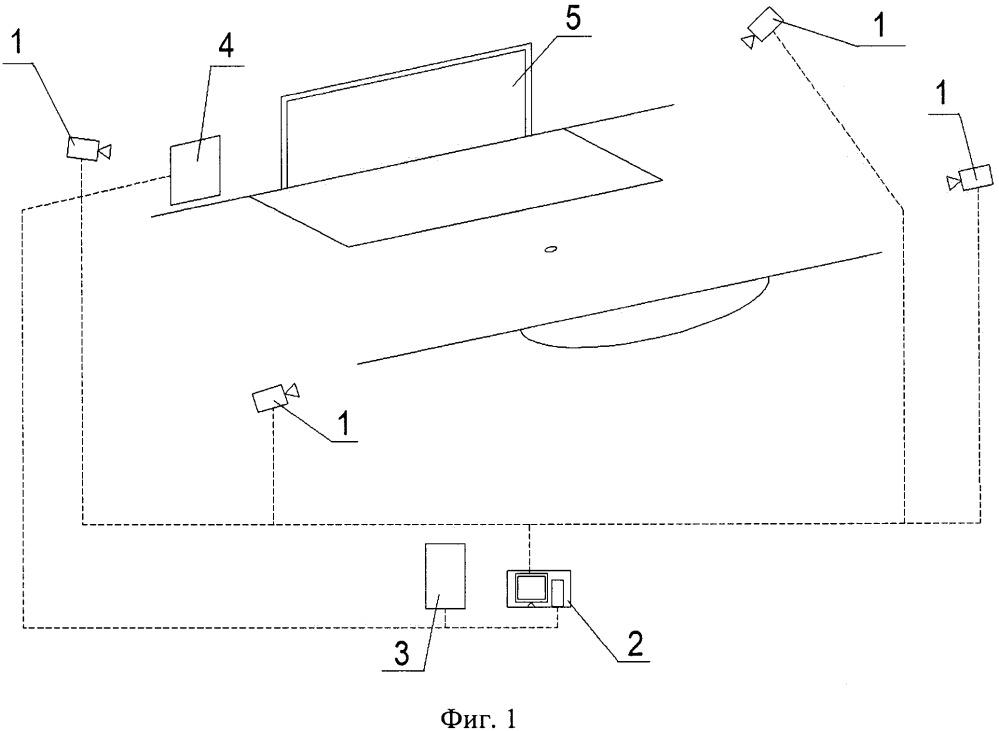 Программно-аппаратный комплекс электронный вратарь