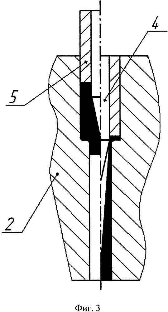 Способ пластического образования конусных отверстий