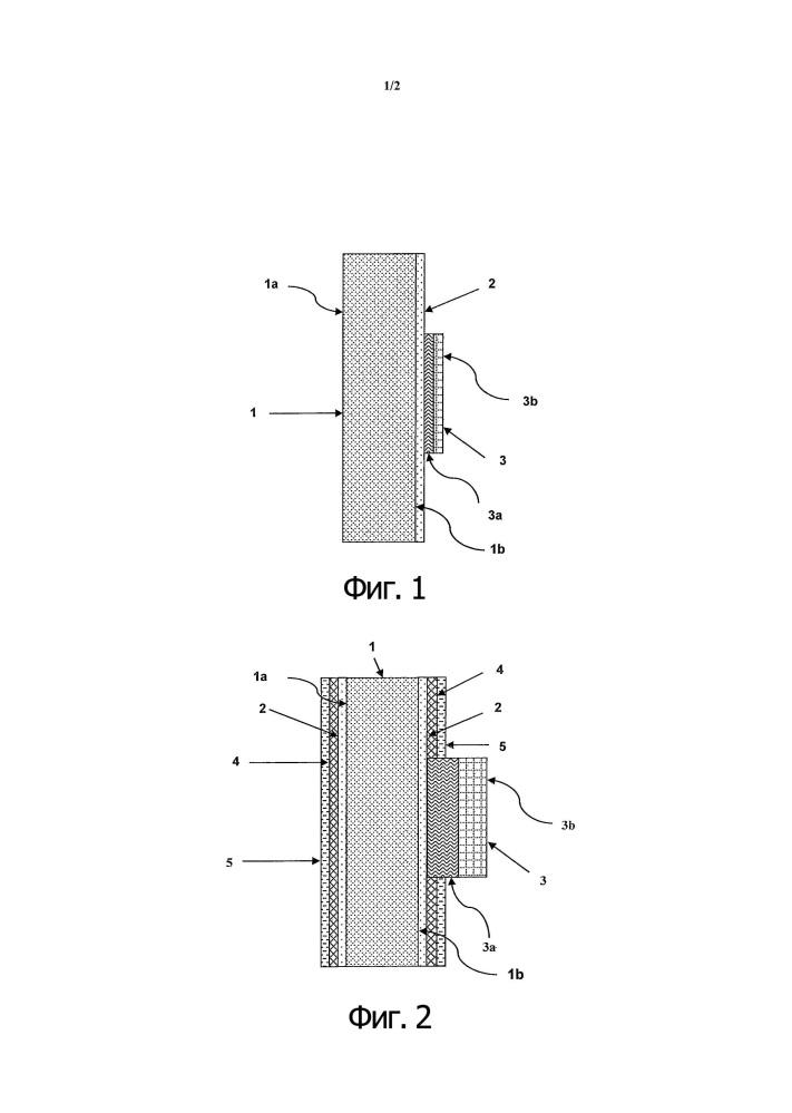 Панель для транспортного средства, включающая местами укрепленный стальной лист с покрытием