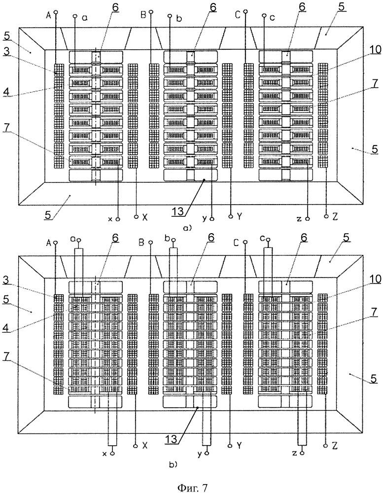Управляемый электрический реактор