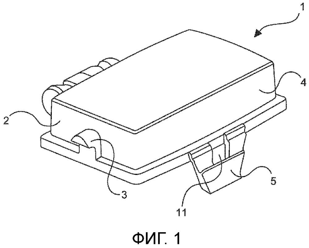 Защитная крышка для монтажного корпуса