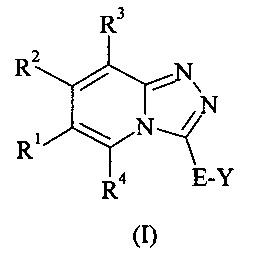 Производные триазолопиридина в качестве модуляторов активности tnf