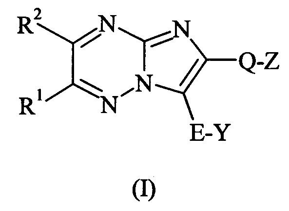 Производные имидазотриазина в качестве модуляторов активности tnf