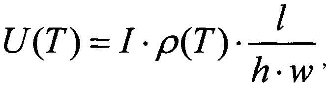 Способ и устройство измерения мощности оптического излучения металлическим болометром