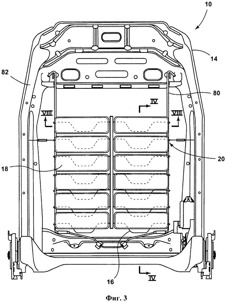 Электроактивные полимерные исполнительные механизмы для транспортного средства