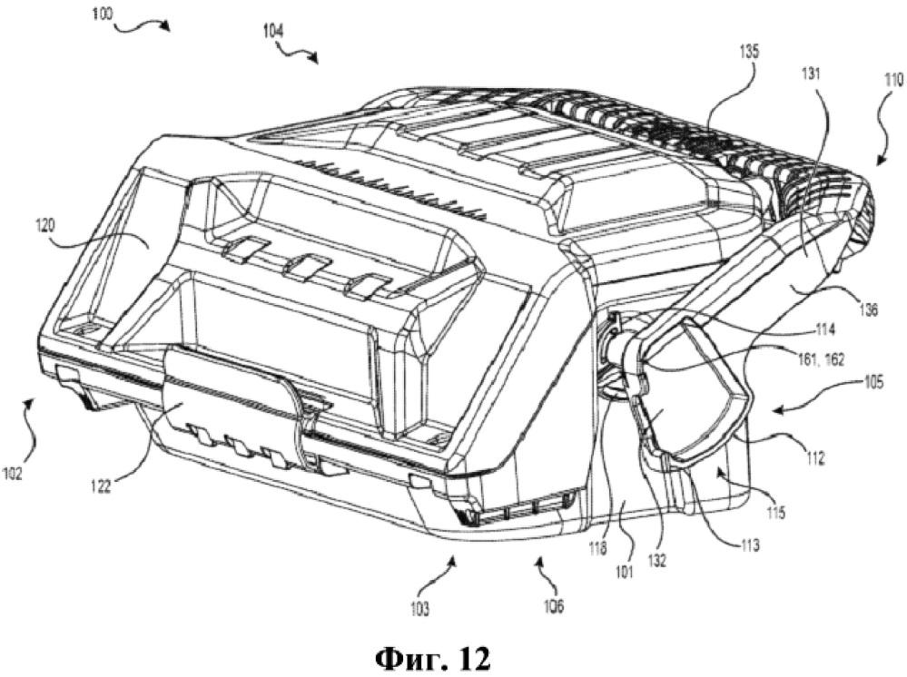 Съемный контейнер для транспортного средства