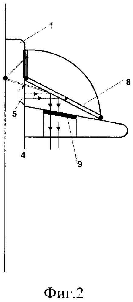 Тактическая кепка с подсветкой и изменяемым углом освещения