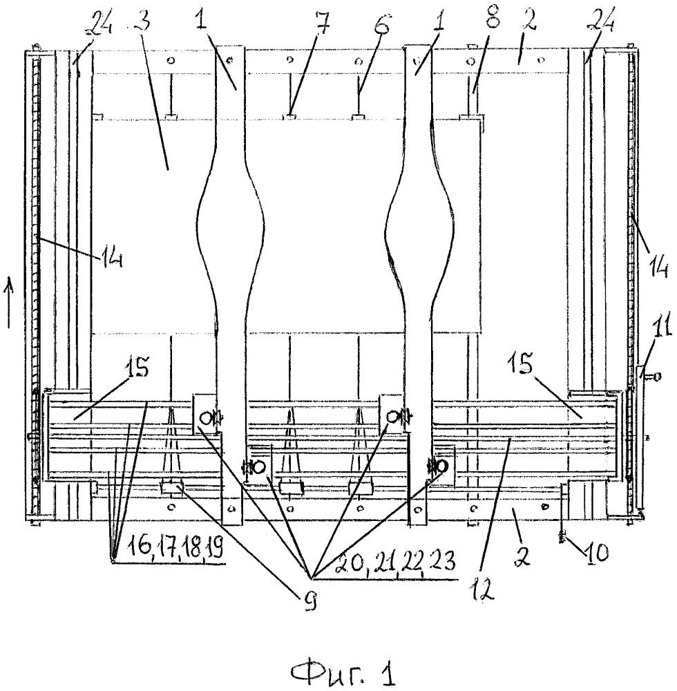 Устройство для криволинейного раскроя металла