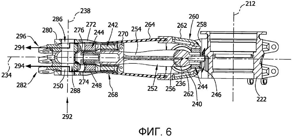 Модульная система втулки несущего винта винтокрылого летательного аппарата