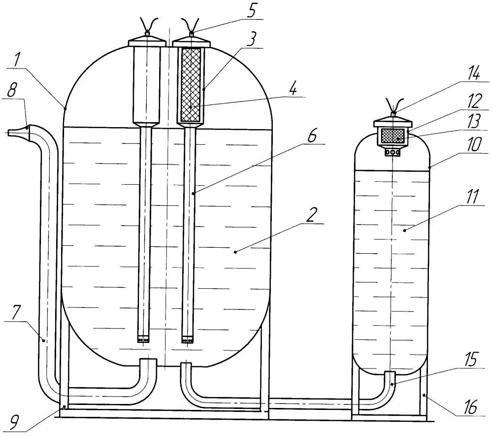 Способ получения самовспенивающейся газонаполненной пены и устройство для его реализации
