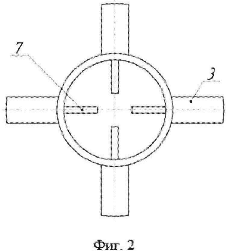 Контейнер для фиксации и установки патронов-боевиков и промежуточных детонаторов во взрывных скважинах