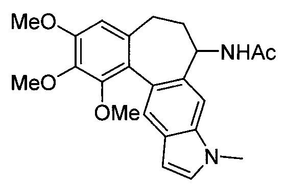 Производное 1,2,3-триметоксибензо[5,6:5,4]1h-(ar,1s)-1-ацетамидо-6,7-дигидроциклогепта[2,3-f]-2,3-дигидрофурана и его применение