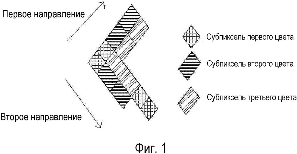 Матричная подложка с органическими светодиодами и устройство отображения