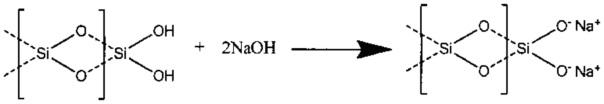 Частицы диоксида кремния типа ядро-оболочка и их использование для уменьшения неприятного запаха