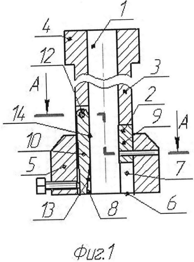 Устройство для извлечения оборванных штанг из скважины