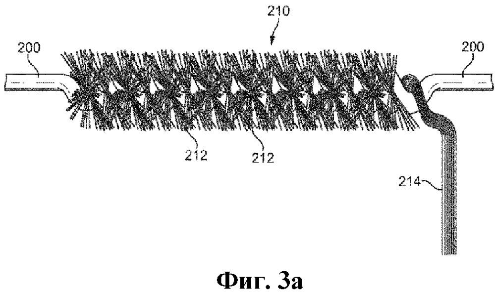Образующие аэрозоль устройства, содержащие взаимно переплетенные фитиль и нагревательный элемент