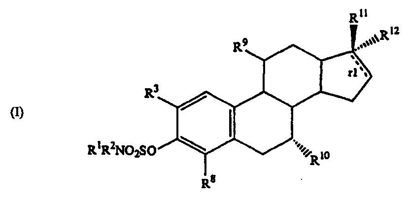 Применение 3-о-сульфамоилокси-7β-метил-d-гомо-6-оксаэстра-1,3,5(10),8(9)-тетраен-17а-она для лечения рака молочной железы, включая трижды негативную форму