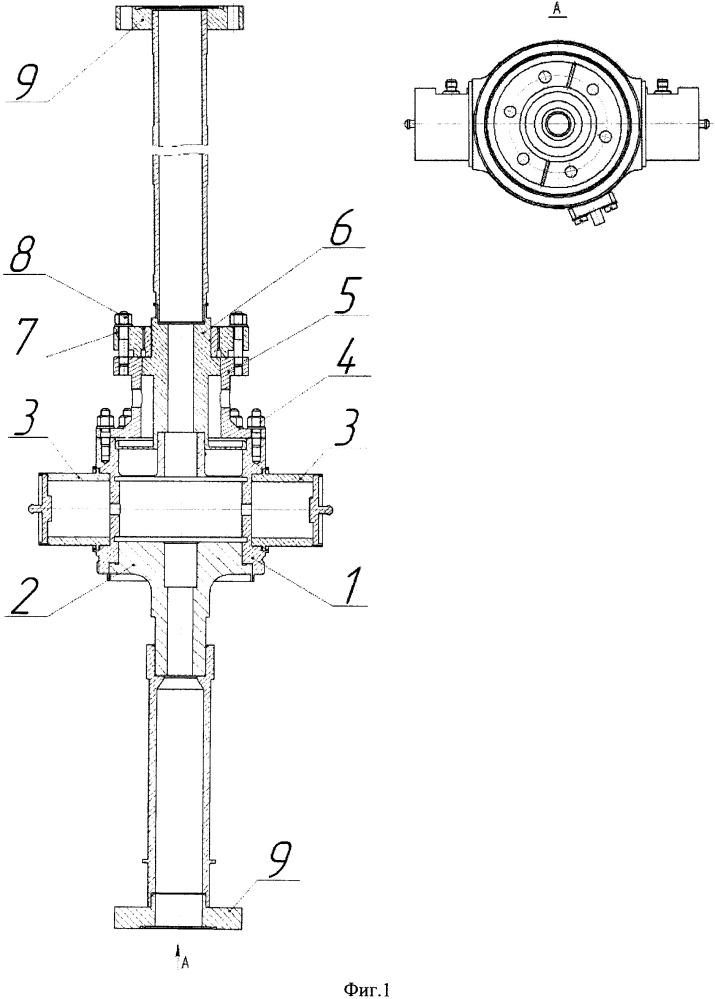 Перестраиваемый свч резонатор для стандартов частоты фонтанного типа