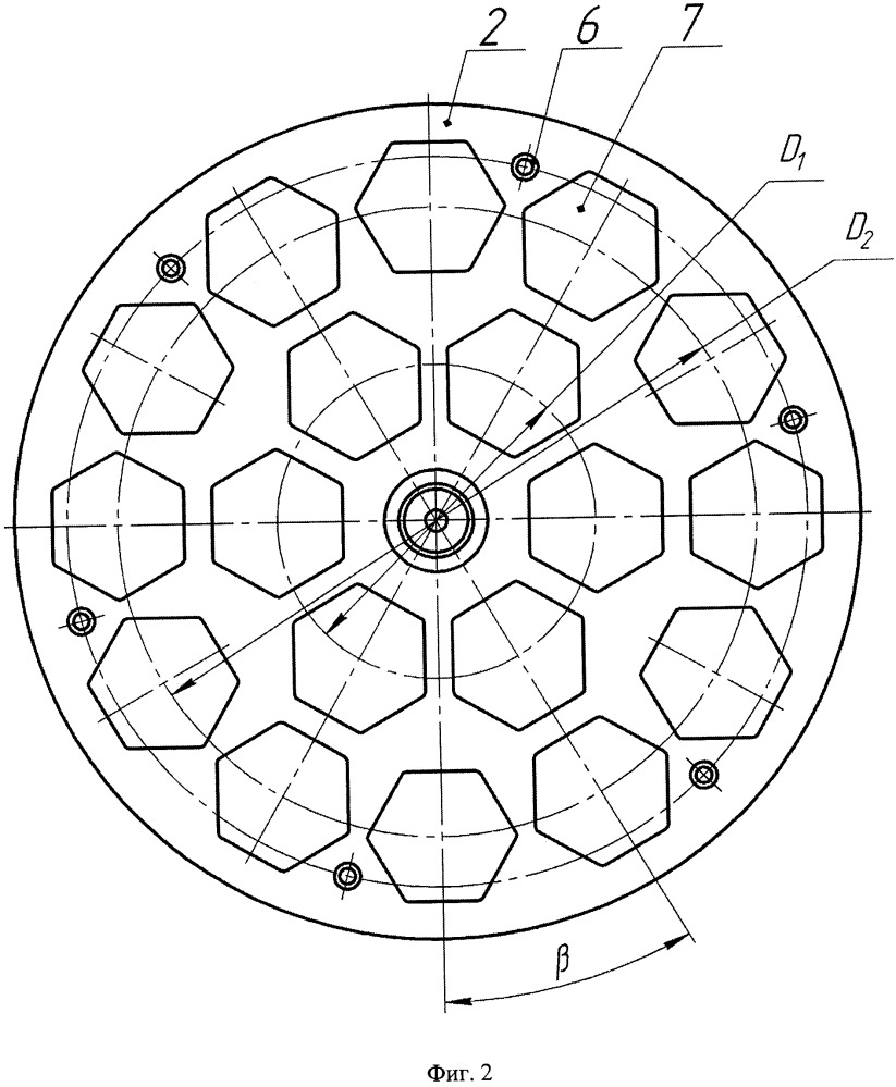 Чехол хранения отработавших тепловыделяющих сборок от реакторов типа ввэр-1000