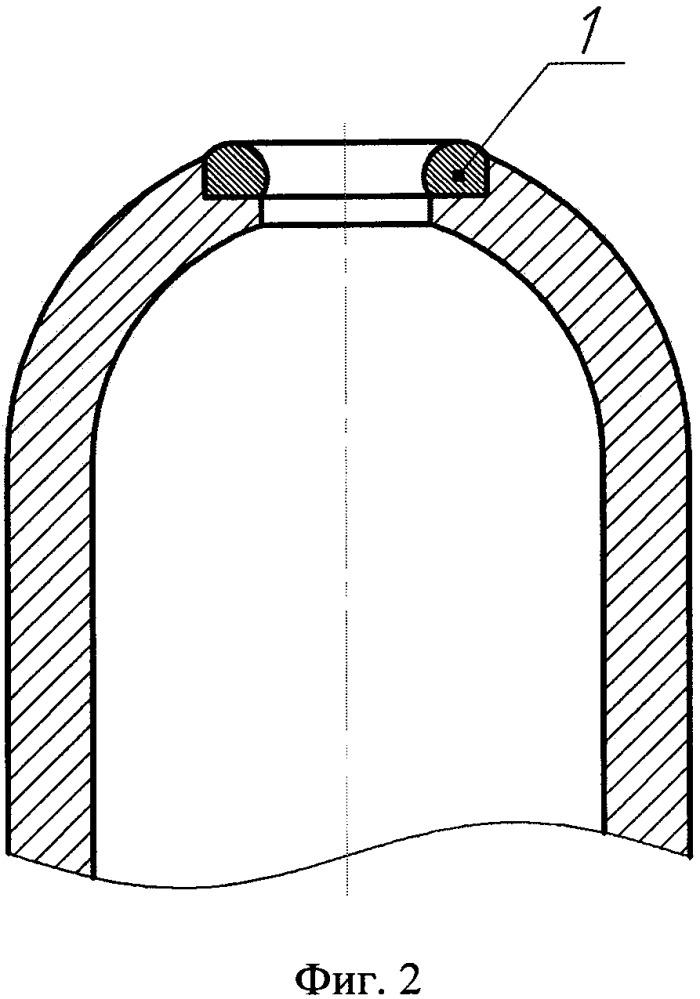 Способ изготовления наплавленного биметаллического сопла