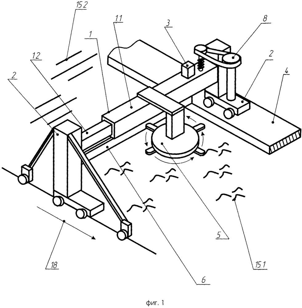 Станция для автоматического выравнивания строительных смесей и укладки напольной плитки, станция для автоматического выравнивания строительных смесей и станция для автоматической укладки напольной плитки