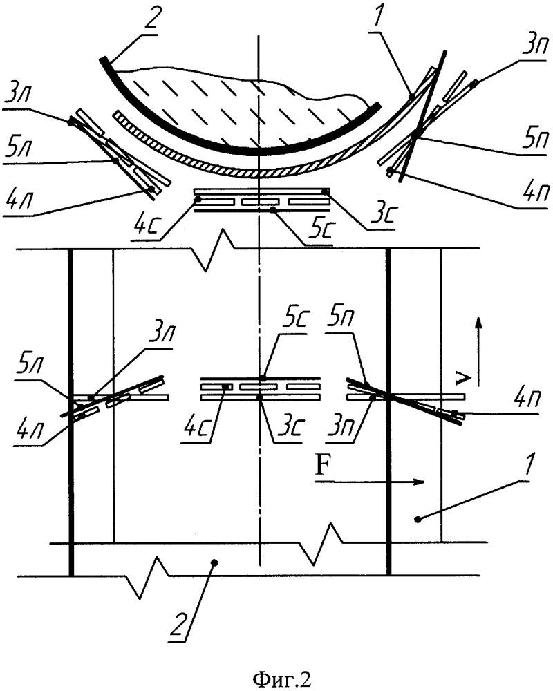 Способ автоматического постоянного центрирования ленты роликами на желобчатых и трубчатых конвейерах
