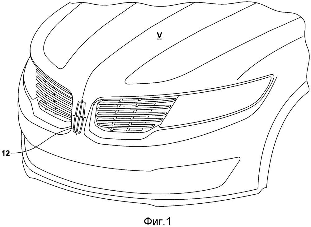 Система скрытой камеры для транспортного средства (варианты)