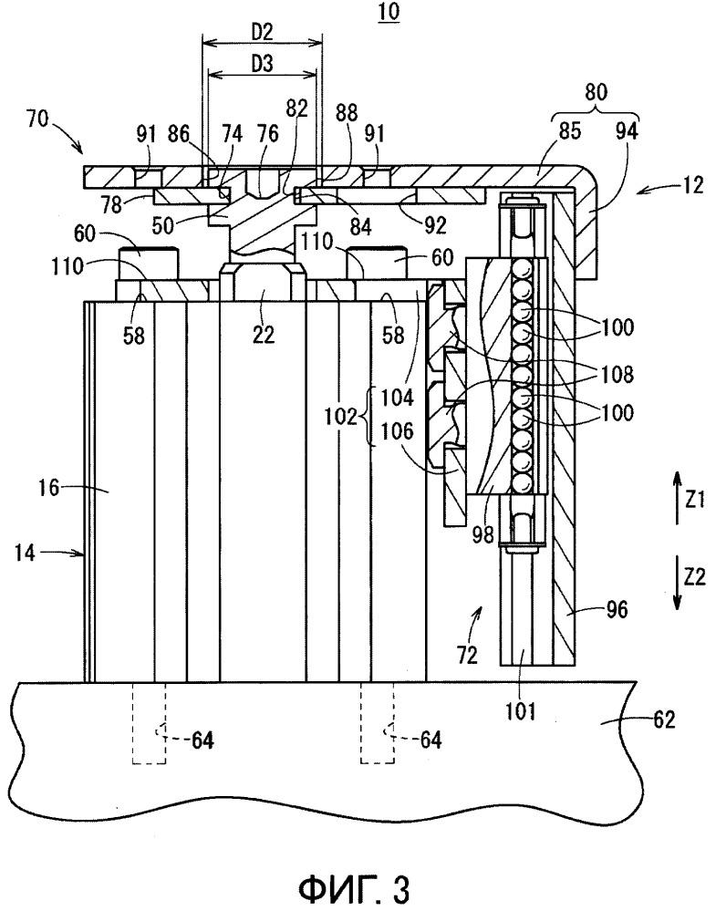 Направляющий механизм для цилиндра и цилиндр с направляющим механизмом