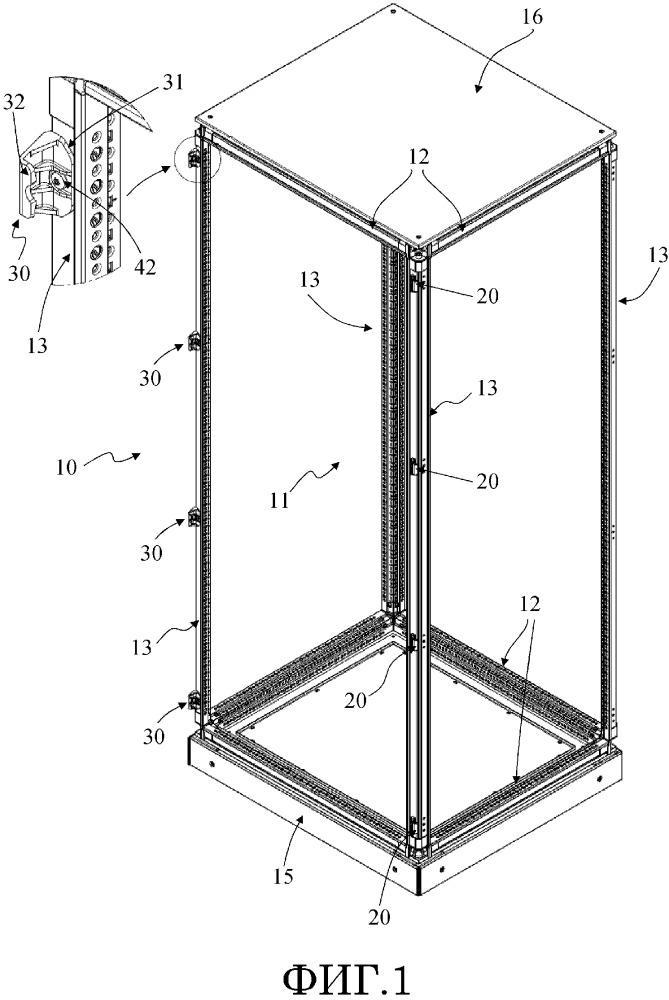 Шкаф для электрического щита