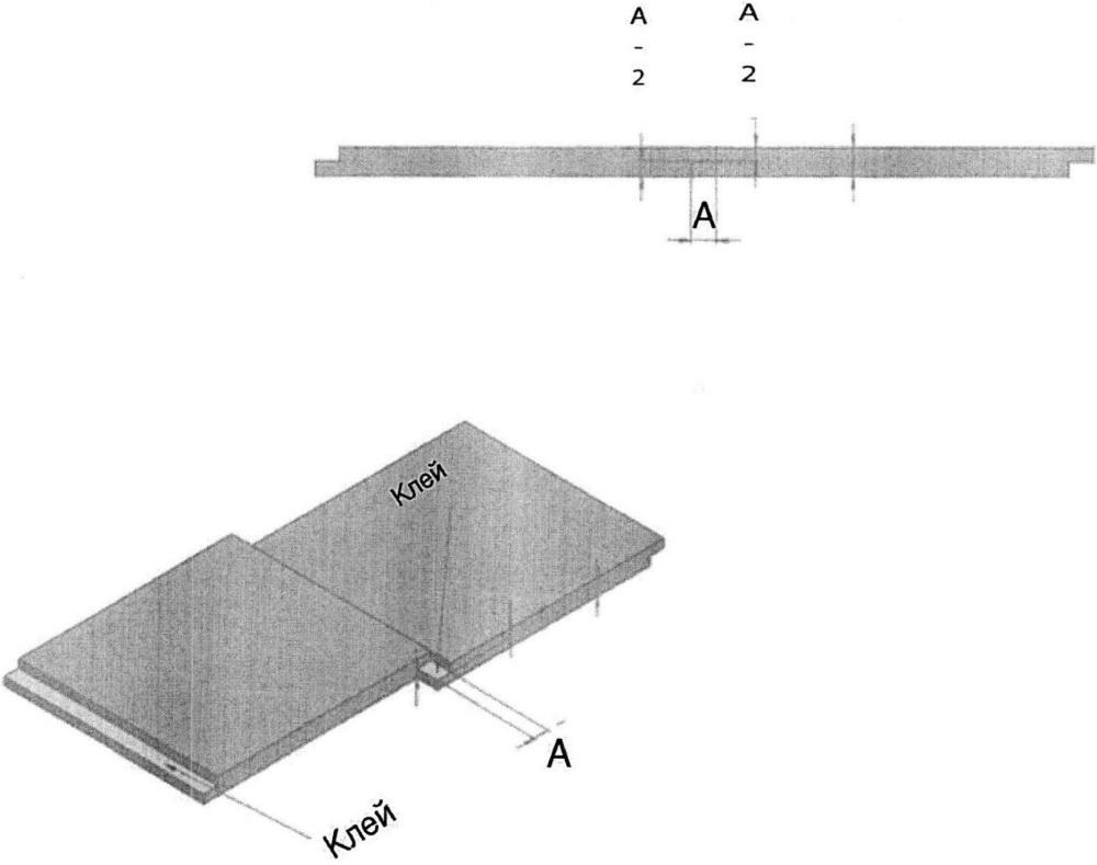 Замковая технология теплоизоляции с самоклеящимися соединительными замками