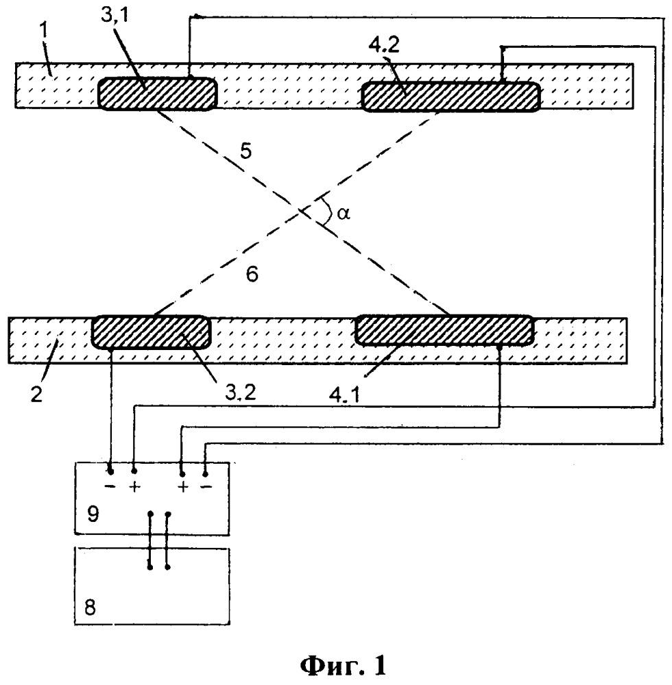 Способ создания импульсного повторяющегося разряда в газе и устройство для его осуществления
