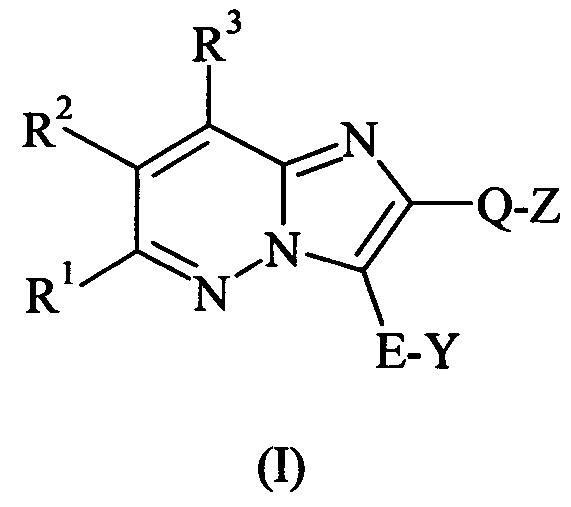 Производные имидазопиридазина в качестве модуляторов активности tnf