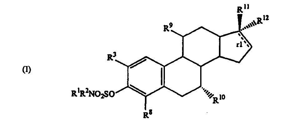 Применение 3-о-сульфамоилокси-6-окса-7β-метил-d-гомо-8α-эстра-1,3,5(10)-триен-17а-она для лечения рака молочной железы, включая трижды-негативную форму, и способ его получения