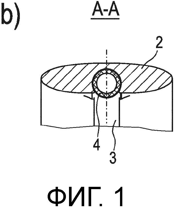 Роторная дуга с трубчатым направляющим элементом, в частности, для машины для обработки продольно-вытянутого жгутового продукта